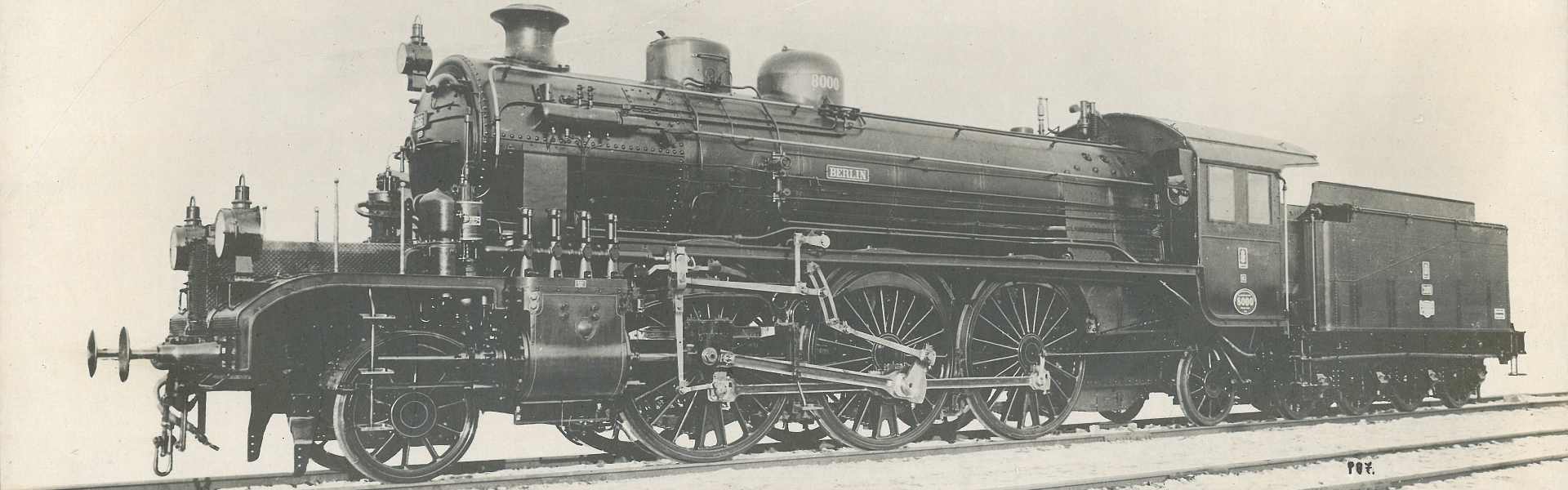 Oliver Westerhoff - Eisenbahn